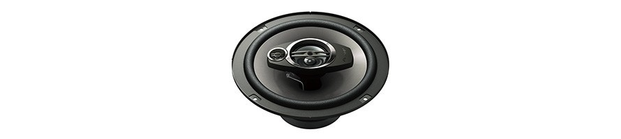 Speakers Car Audio. 2 Ways, 3 Ways and 4 Ways Speakers for Car Audio