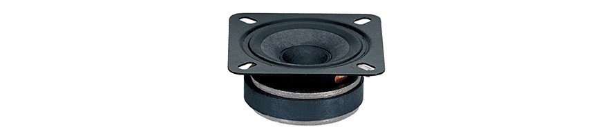 "HIFI Speakers 2"" Inches"