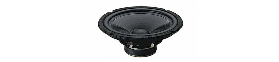 "HIFI Speakers 8"" Inches"