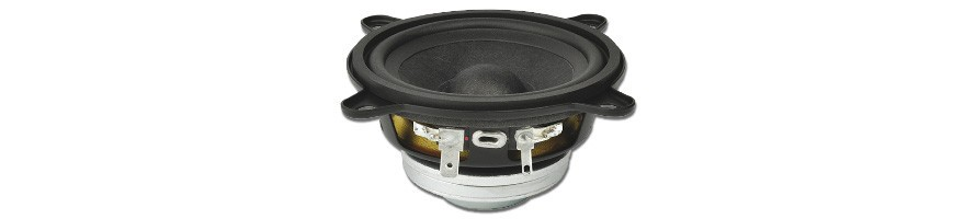 "Speakers 3"" Inch. Speaker components, spare parts and replacements"