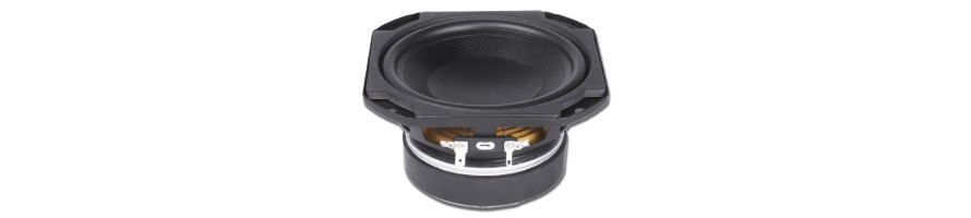 "Speakers 5"" Inch. Speaker components, spare parts and replacements"