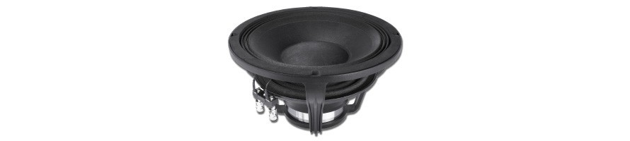 "Speakers 10"" Inch. Speaker components, spare parts and replacements"